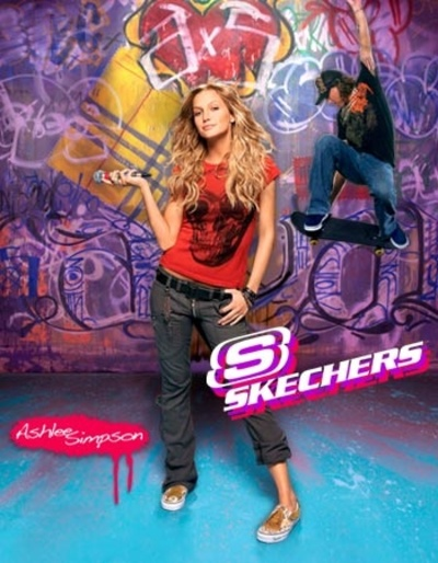 Ashleesimpsonsketchers